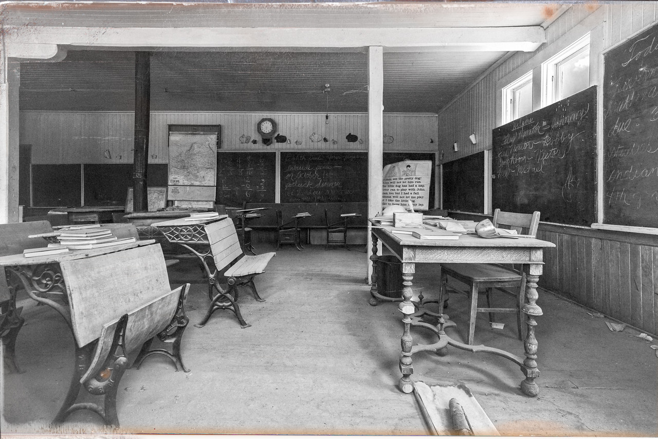 Bodie School House