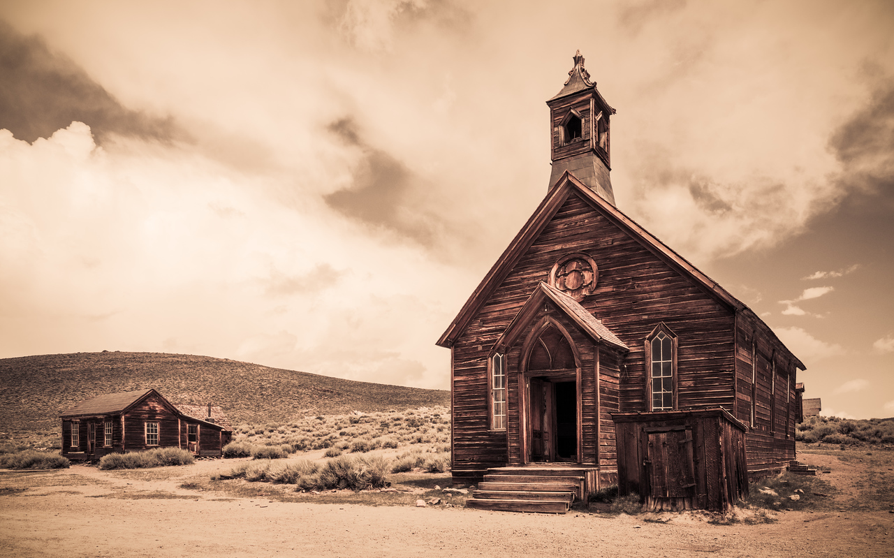 The Bodie Church