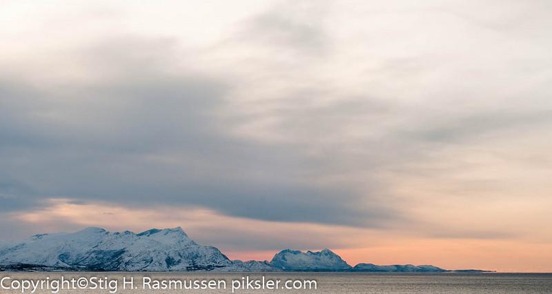 Sandhornet og Fugløya