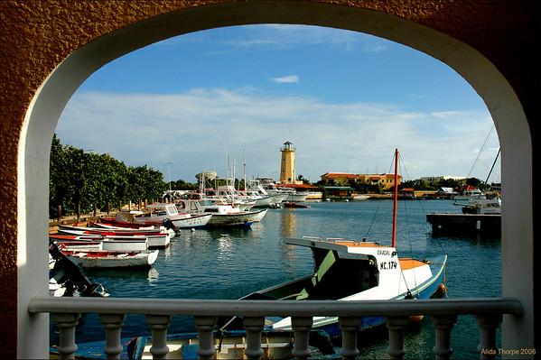 Bonaire Harbor View