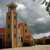 Church in Rincon, Bonaire
