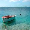 Caribbean sea and boating