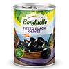 576499 BONDUELLE mustad oliivid kivideta 314ml 3083680714662