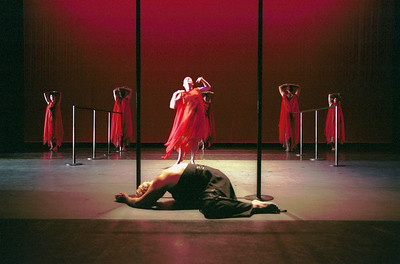 Orfeo Project, choreographer Peter Sparling