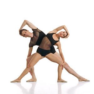 Felise Bagley and Mark Olotski, GroundWorks Dance Theater