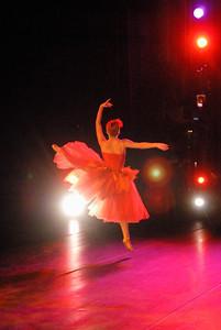 Cheyenne Huber, University of Akron Dance Institute