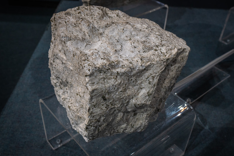 A sample of borax