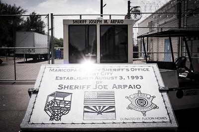 Sheriff Arpaio's prison