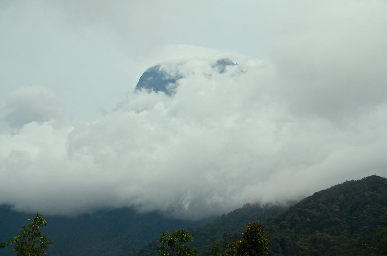 Mount Kinabalu, Sabah