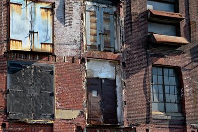 Secret Doors of Warehouses Past