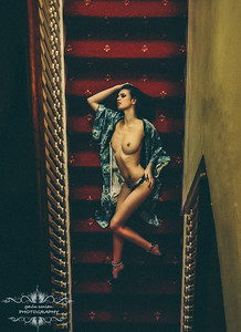 Luxury Boudoir Photography by gavin conlan photography Ltd