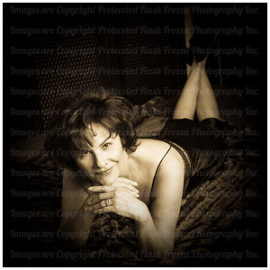 Fun, Flirty and Fabulous Boudoir Photography by Kathy Rappaport