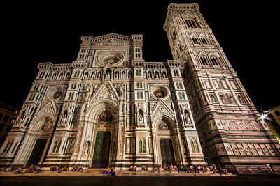Duomo NightsFlorence, Italy   ©Karen Hutton - Creative Commons (CC BY-NC 3.0)