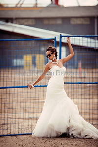 wedding bride photography