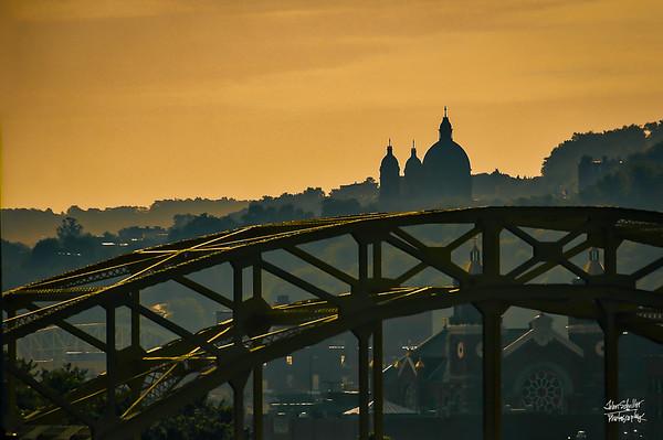 Pittsburgh: Bridges and Churches