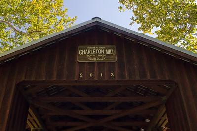 Charleton Mill Road Covered Bridge
