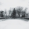 """""""Bridge To Narnia""""<br /> <br /> The old historical Mead Bridge in Wisconsin Rapids, Wisconsin. This old bridge spans a portion of the Wisconsin River and leads to the private Mead Island."""