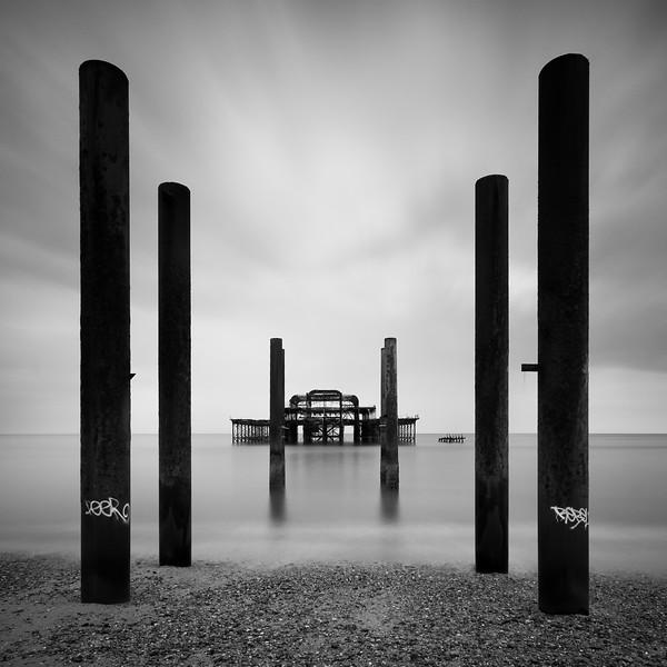 West Pier Pillars