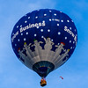 Snow Business Balloon