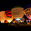 Nightglow at Bristol Balloon Fiesta