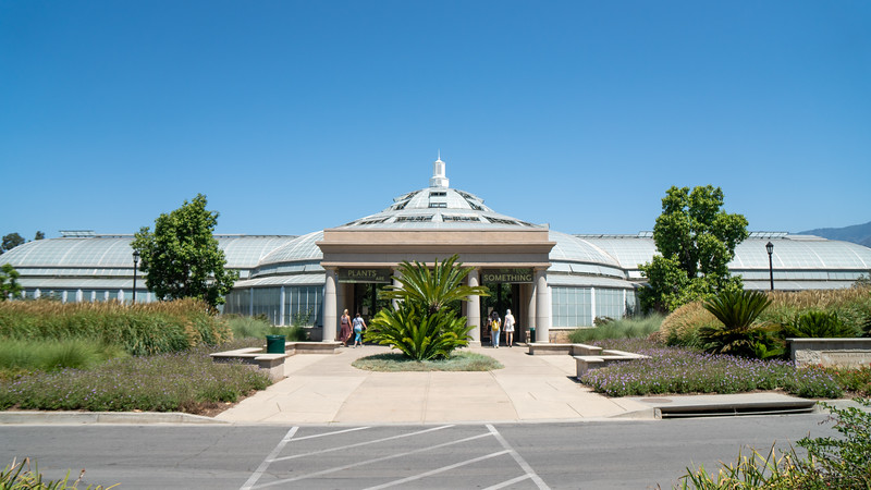 The Conservatory at Huntington Library and Botanical Gardens