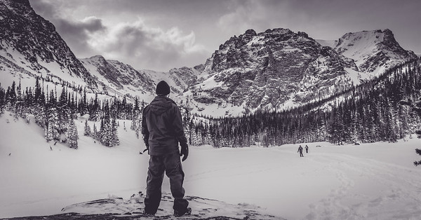 Winter Hiking in Rocky Mountain National Park