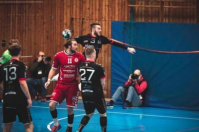 Brucker Panther (TuS FFB) - VfL Luebeck-Schwartau, // 2. Handball Bundesliga