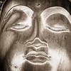 Black & White Maliko Buddha