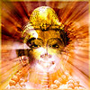 Golden Ray Buddha
