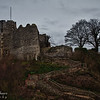 Lewes Castle (near Brighton, England)
