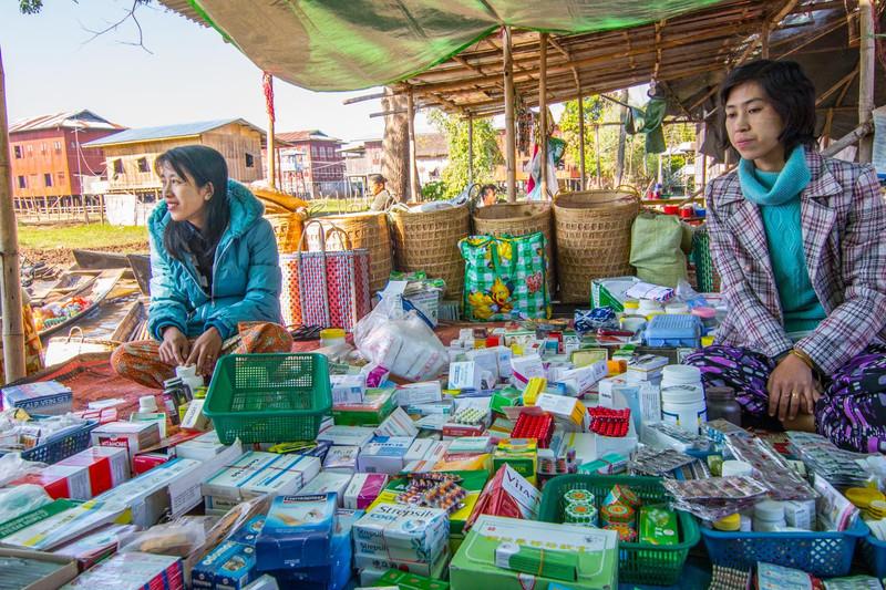 Village drug store