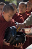 Monks from Shwe Gu Training School