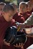 Monks from Shwe Gu Training School