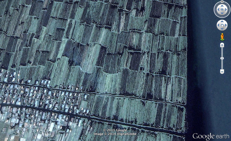 From Google Earth