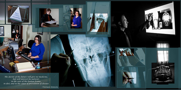 Tranquility Spinal Care | Brochure Design | St Marys OH
