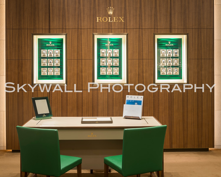 Business photography for Rolex - Business Photographer in Sheffield