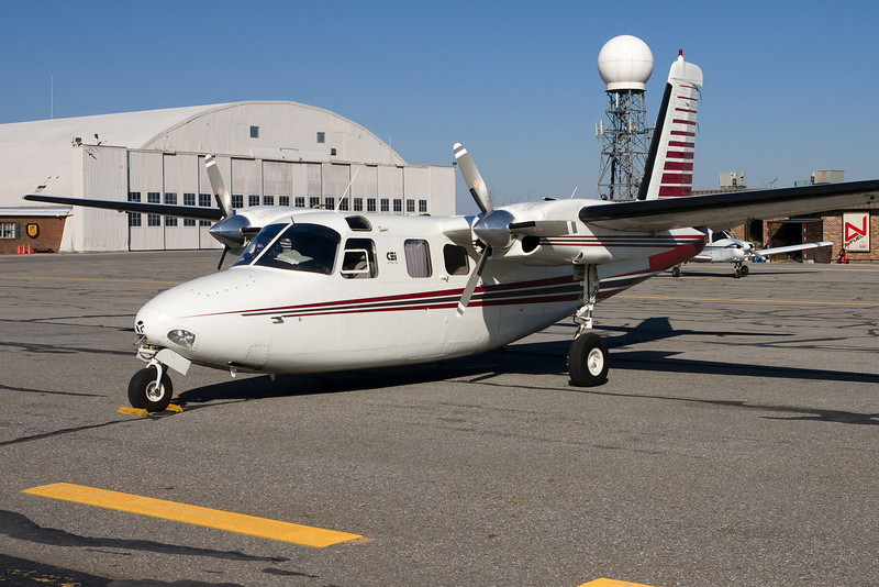 N6157X, owned and operated by Col-East of North Adams, MA. Does aerial surveying and photography.
