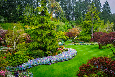 The Sunken Garden 1