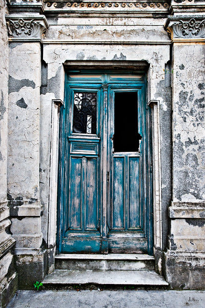 Recoleta-Door