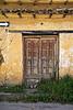 Colombia Red Wood Door