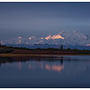 Mt. Denali from Refection Pond