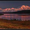 Mt. Denali from Wonder Lake