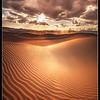 Sand Dunes - Lights and Shadows Series