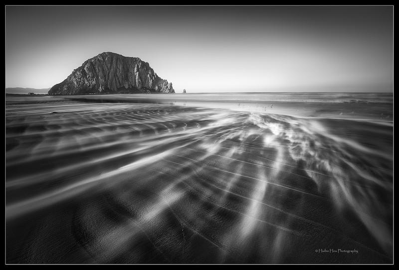 Morro Rock, CA, USA