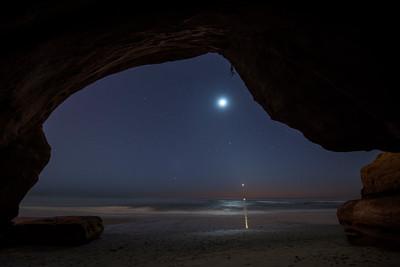 Solana Beach Cave