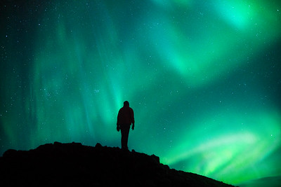 Iceland Stargazer
