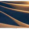 Sand Dunes - Lights and Shadows Series