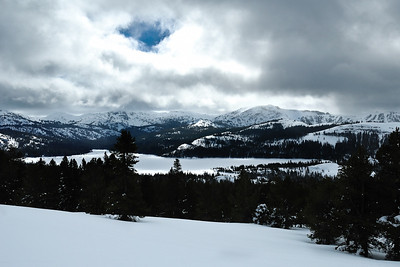 Caples Lake & Kirkwood Carson Pass