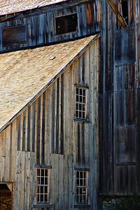 Mill Building Plumas Eureka State Park