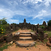 ANGKOR. ROLUOS GROUP. BAKONG MOUNTAIN TEMPLE. SIEM REAP.